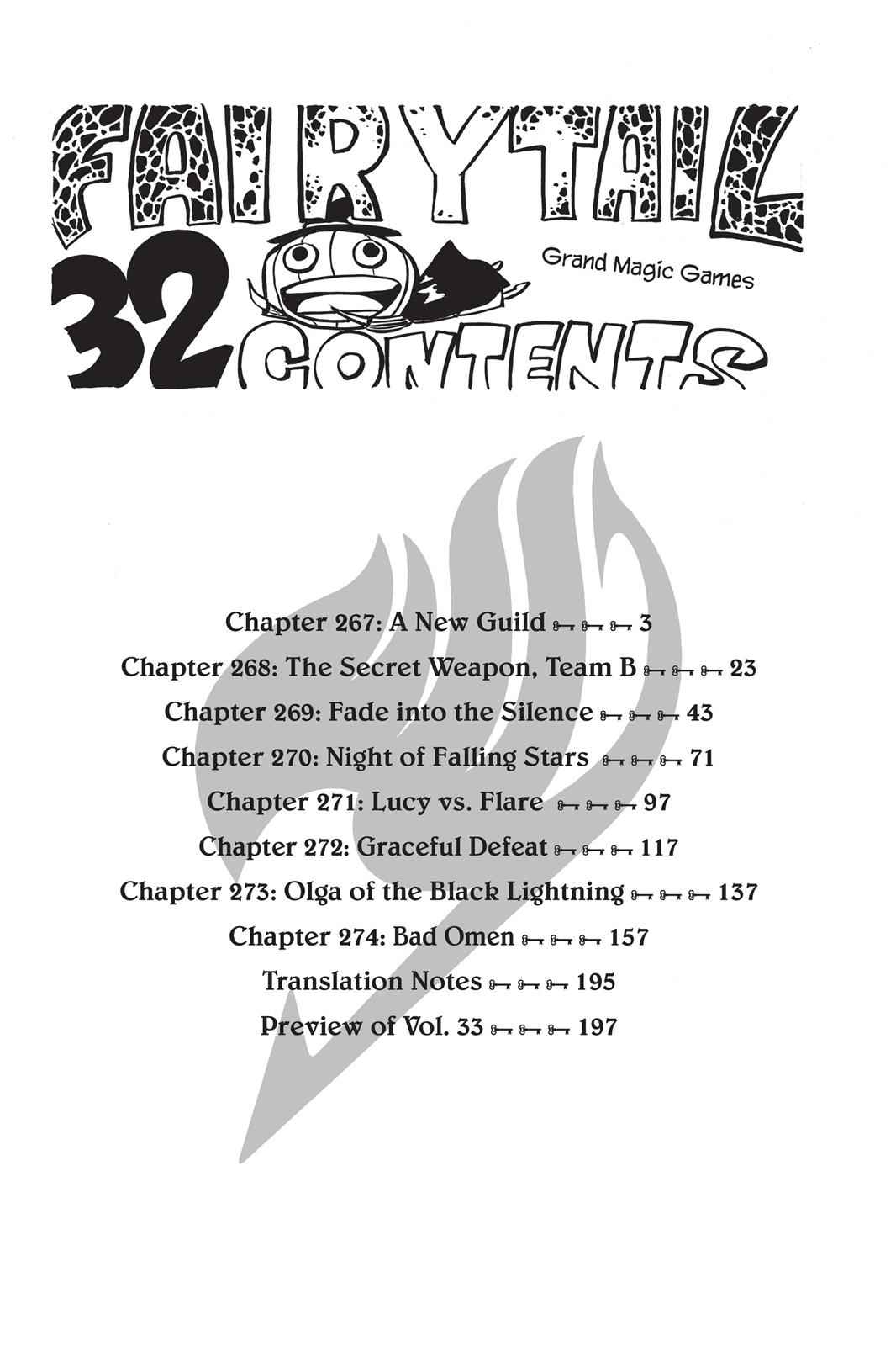 Fairy Tail Chapter 267 Page 4