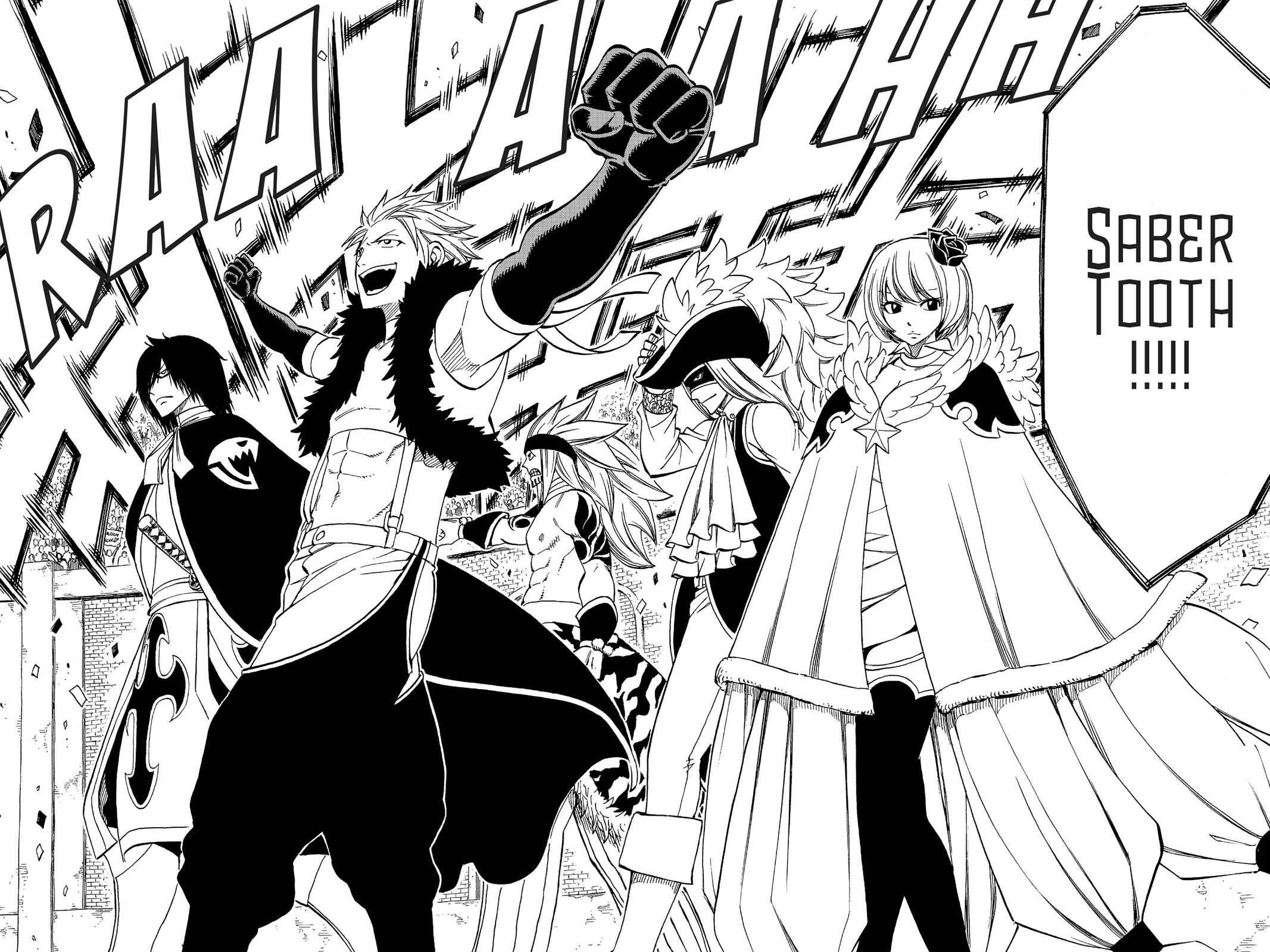 Fairy Tail Chapter 268 Page 11