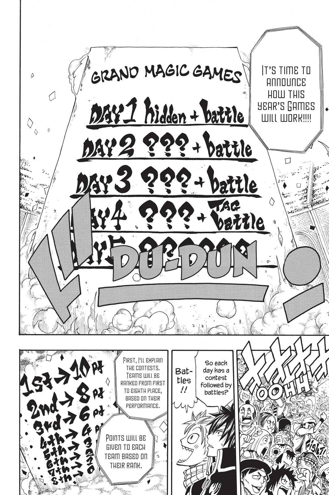 Fairy Tail Chapter 268 Page 14