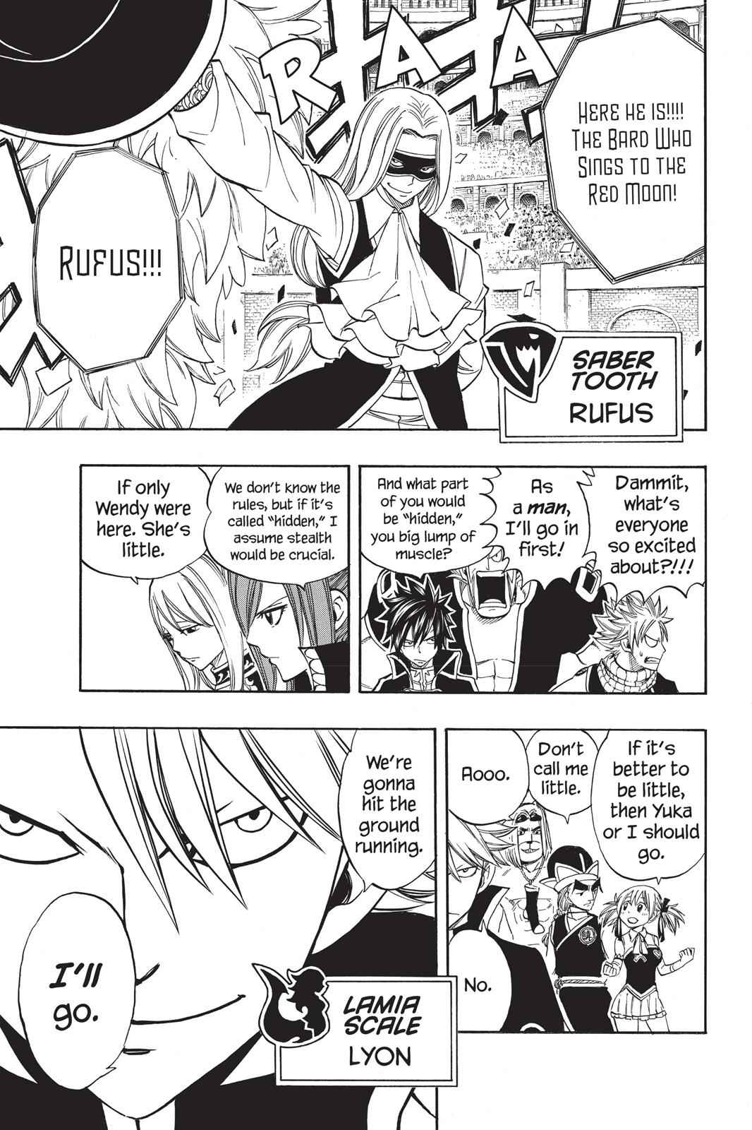 Fairy Tail Chapter 268 Page 17