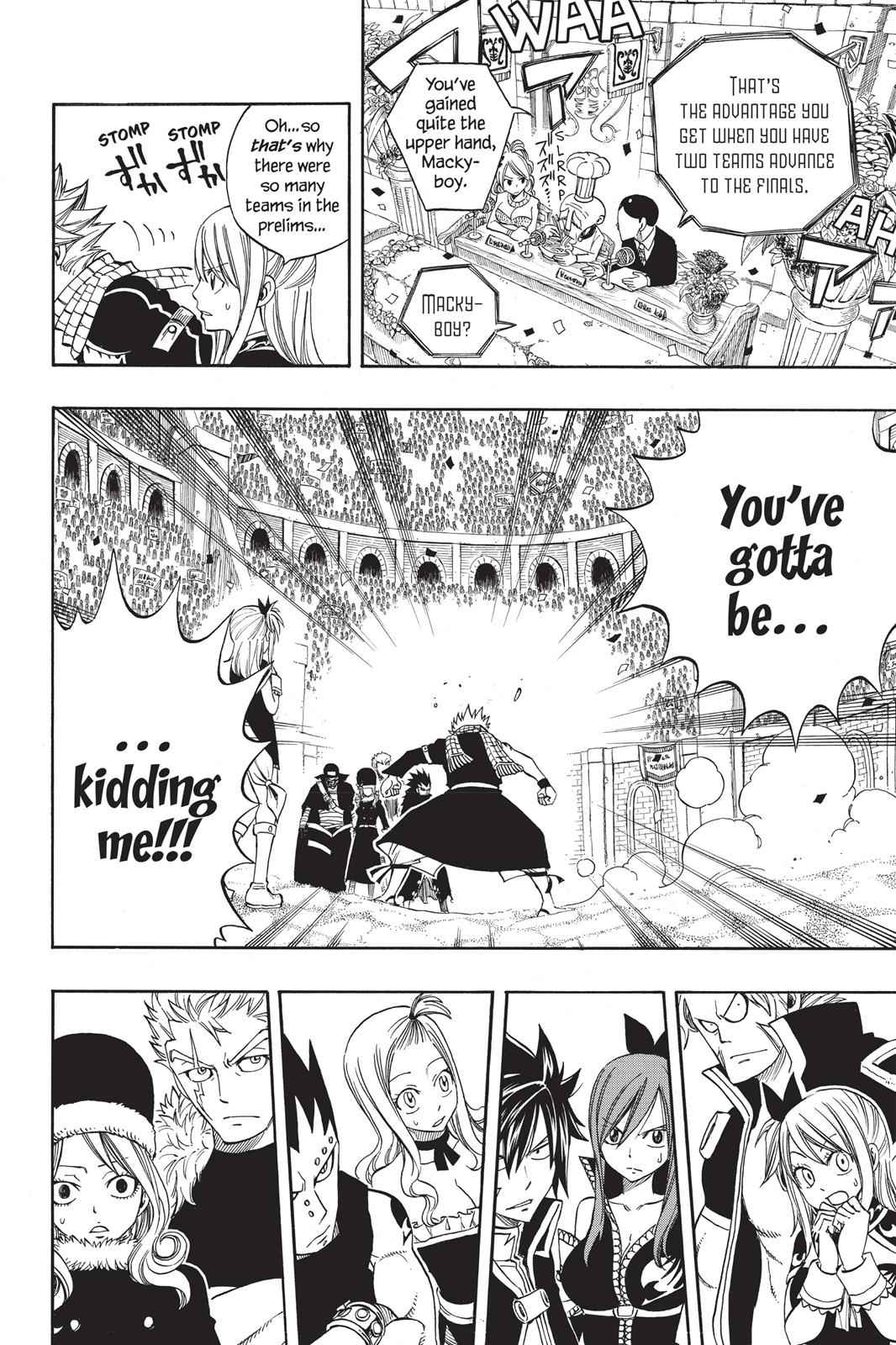 Fairy Tail Chapter 268 Page 7