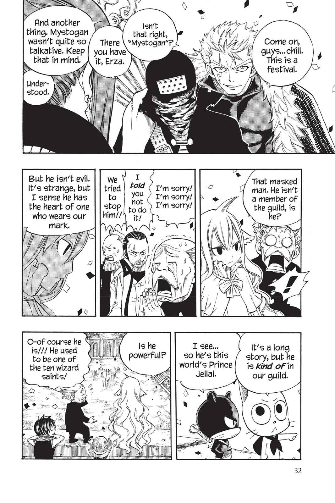 Fairy Tail Chapter 268 Page 9