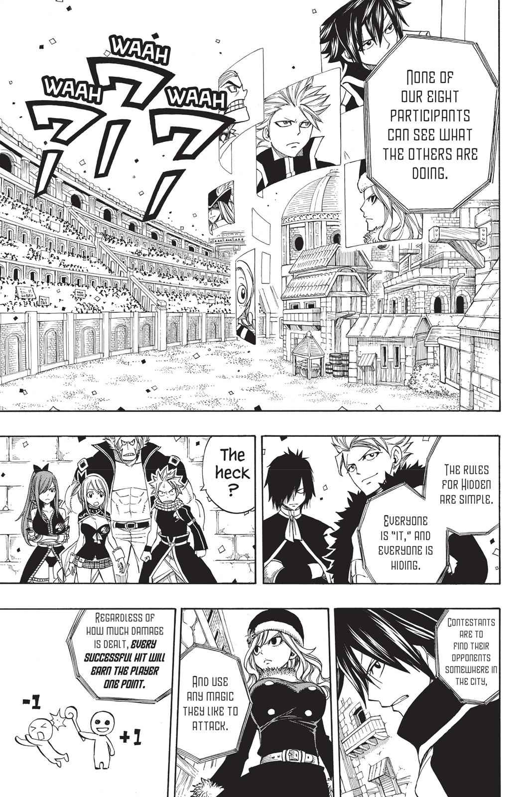 Fairy Tail Chapter 269 Page 15