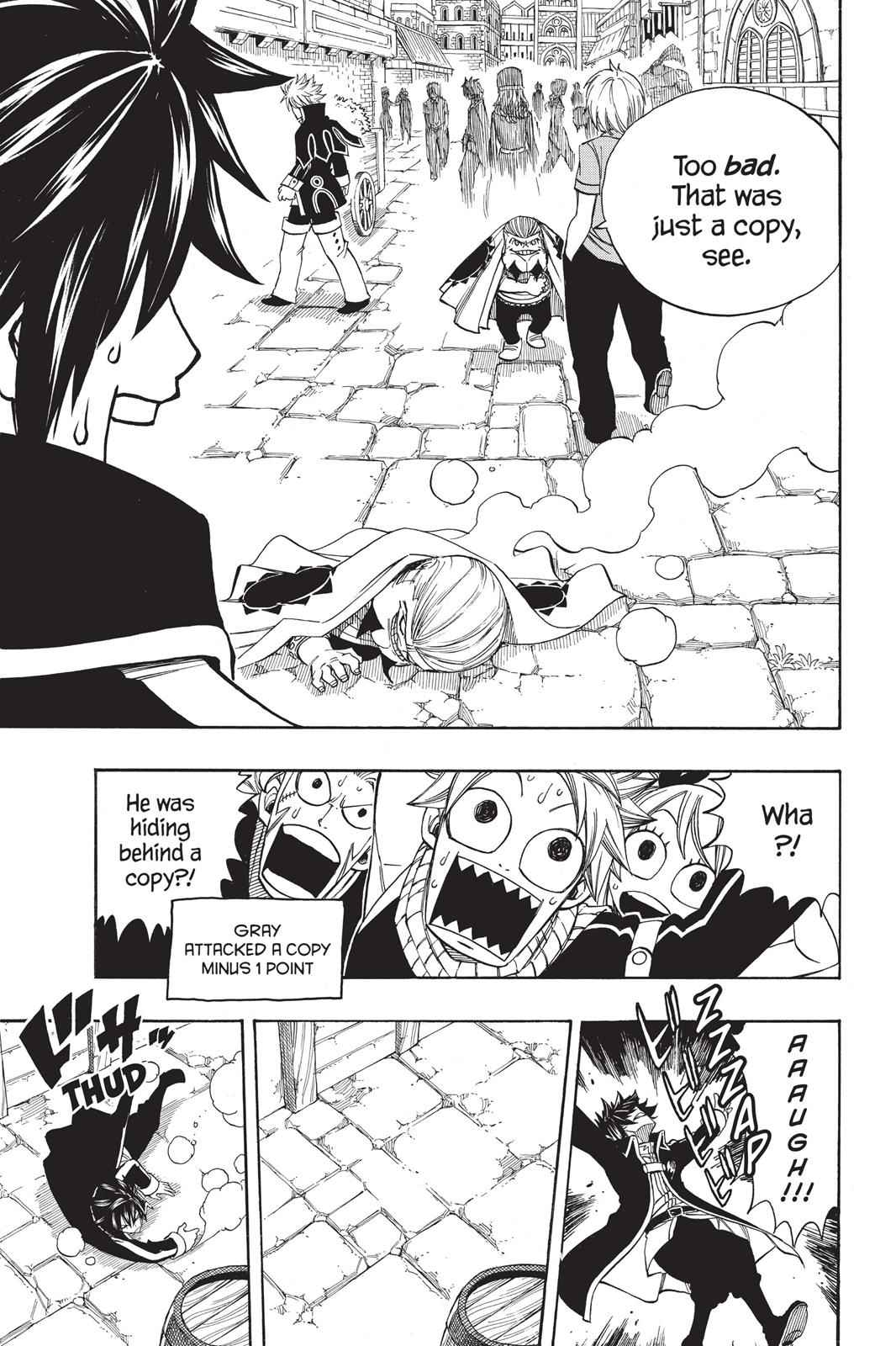 Fairy Tail Chapter 269 Page 23