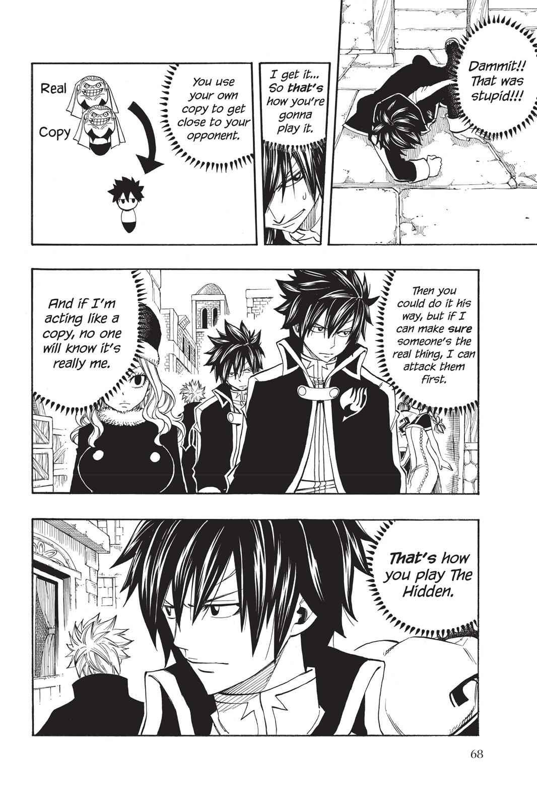 Fairy Tail Chapter 269 Page 24