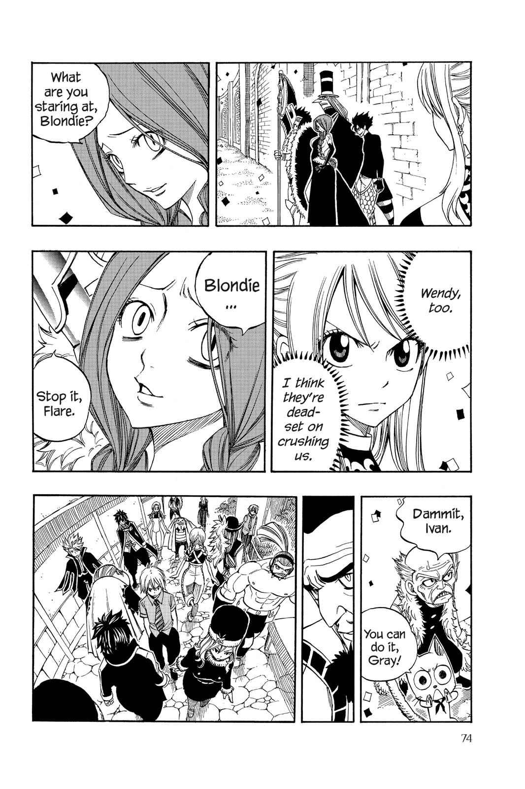 Fairy Tail Chapter 270 Page 4