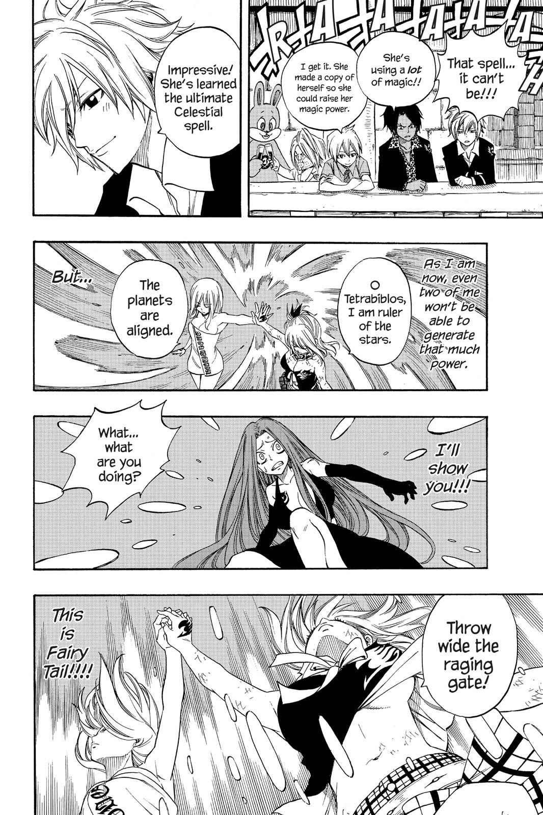 Fairy Tail Chapter 272 Page 12