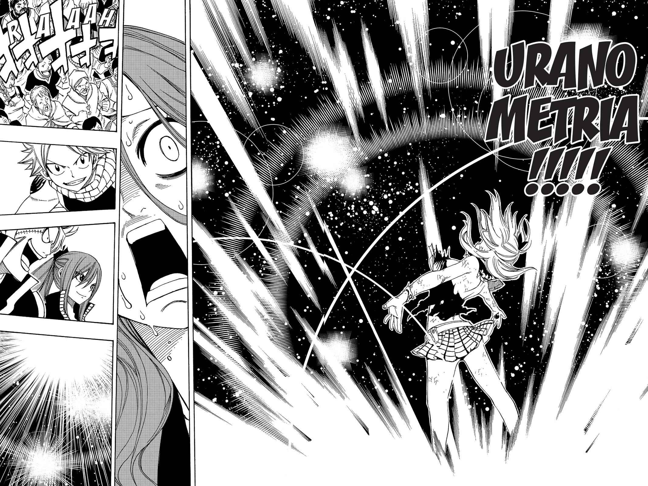 Fairy Tail Chapter 272 Page 14