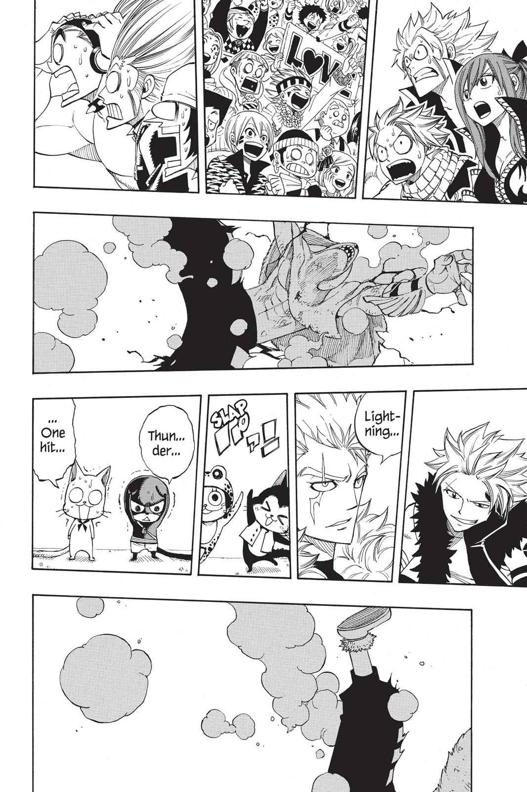Fairy Tail Chapter 273 Page 13