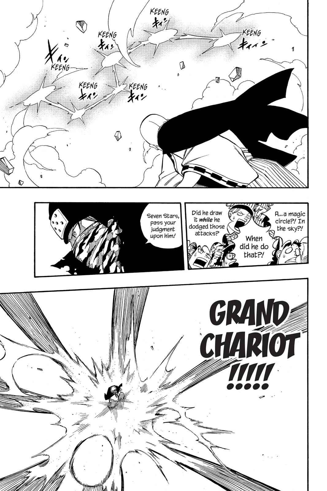 Fairy Tail Chapter 274 Page 13