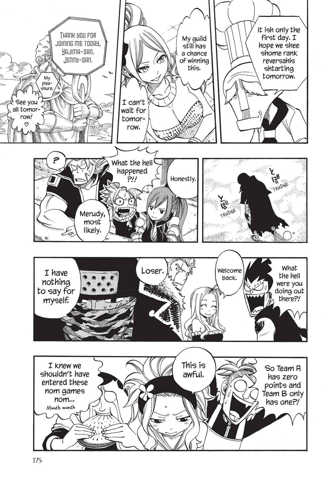Fairy Tail Chapter 274 Page 19