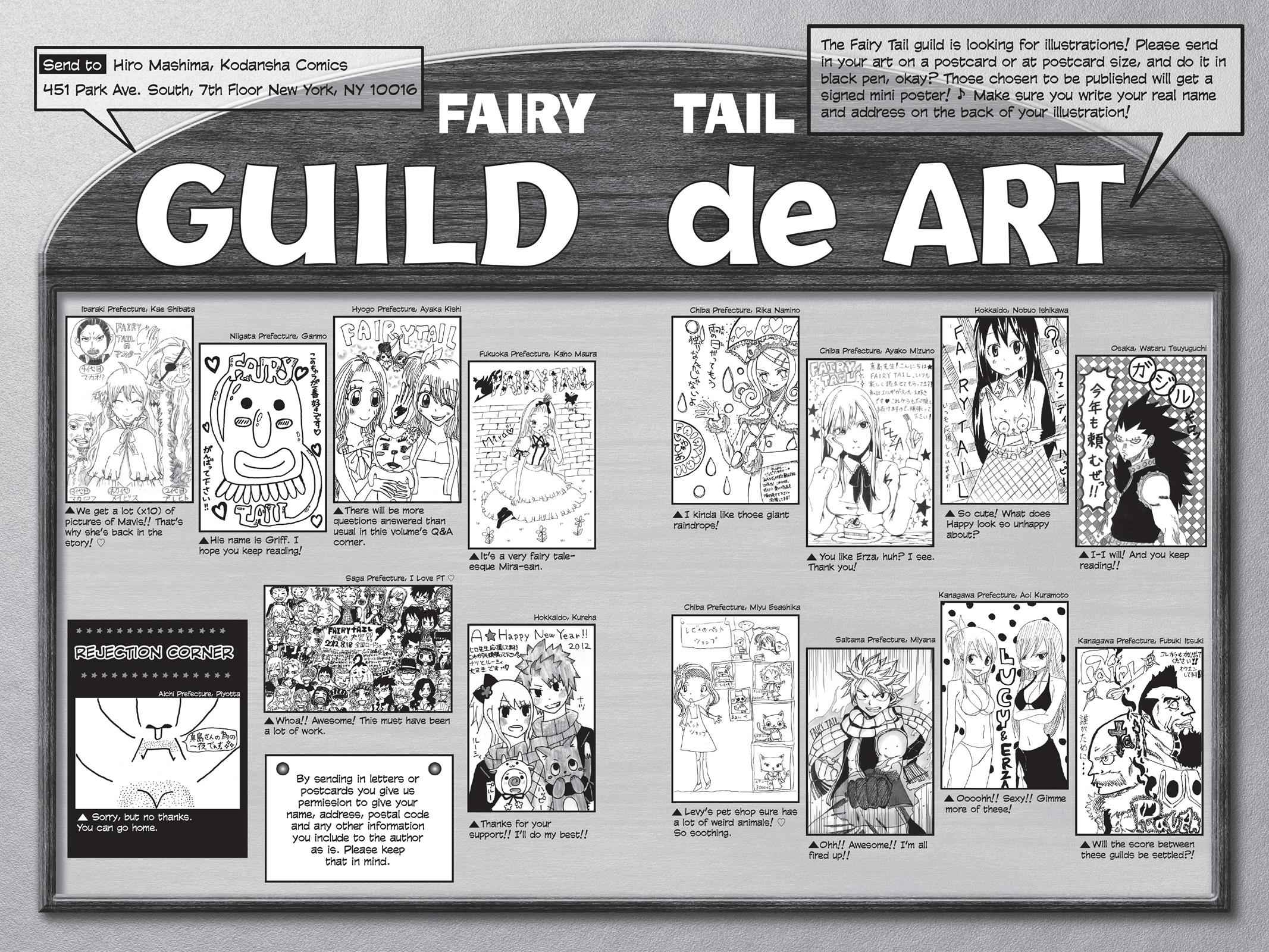 Fairy Tail Chapter 274 Page 31
