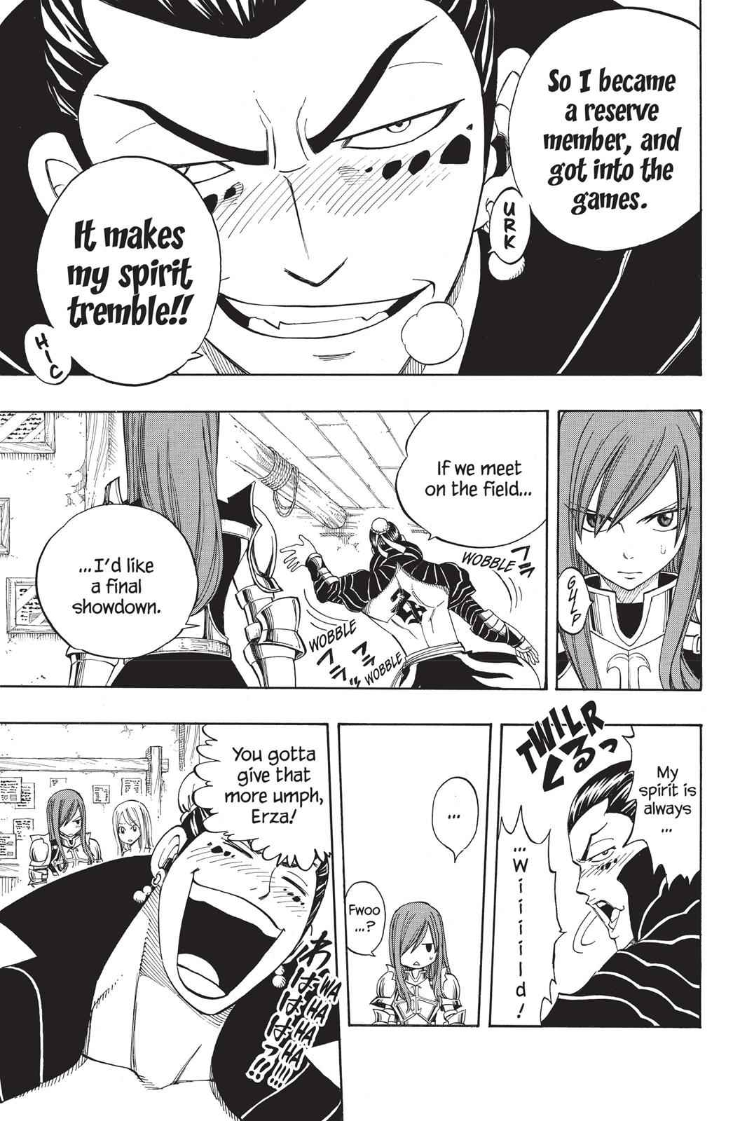 Fairy Tail Chapter 275 Page 21
