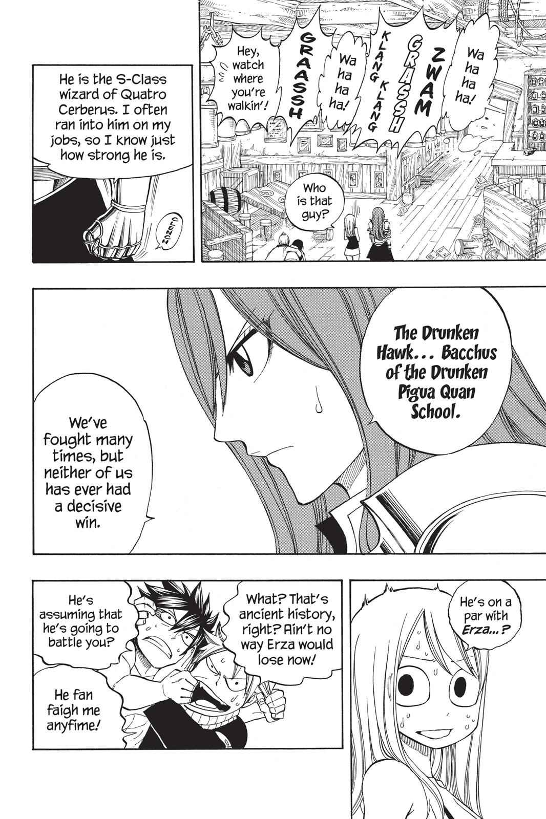 Fairy Tail Chapter 275 Page 22