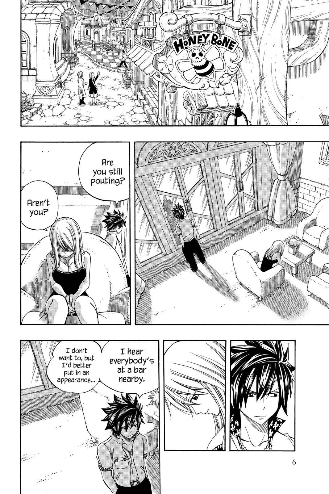 Fairy Tail Chapter 275 Page 8