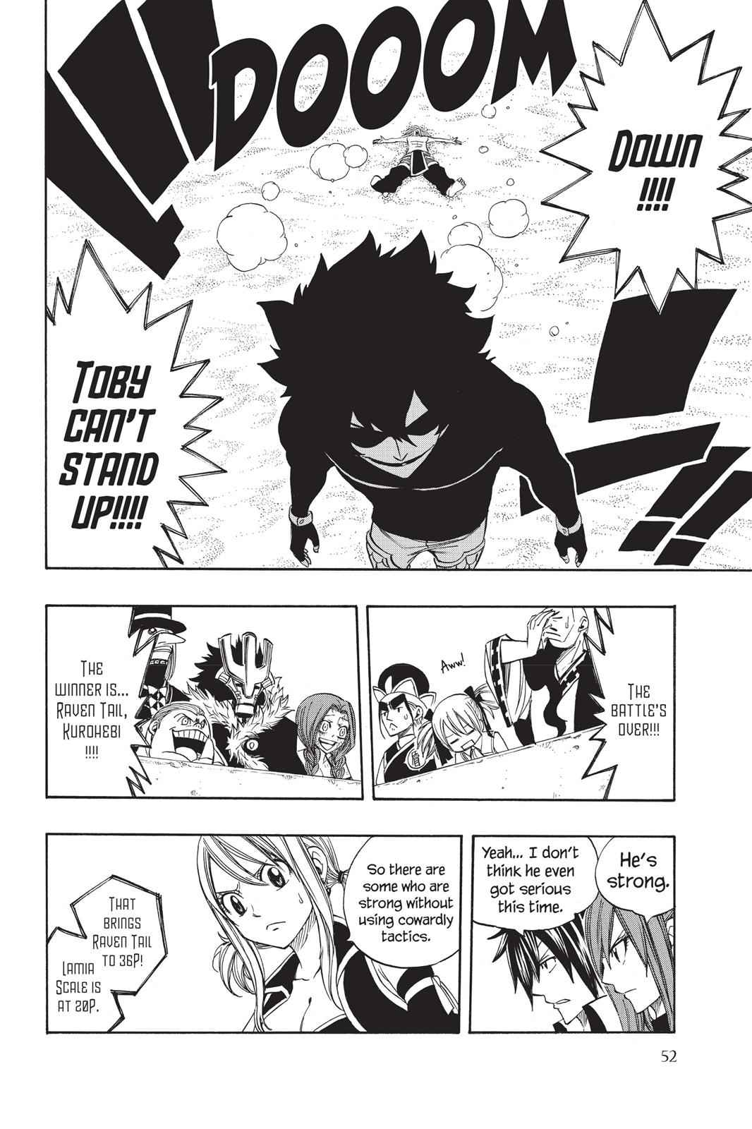 Fairy Tail Chapter 277 Page 10