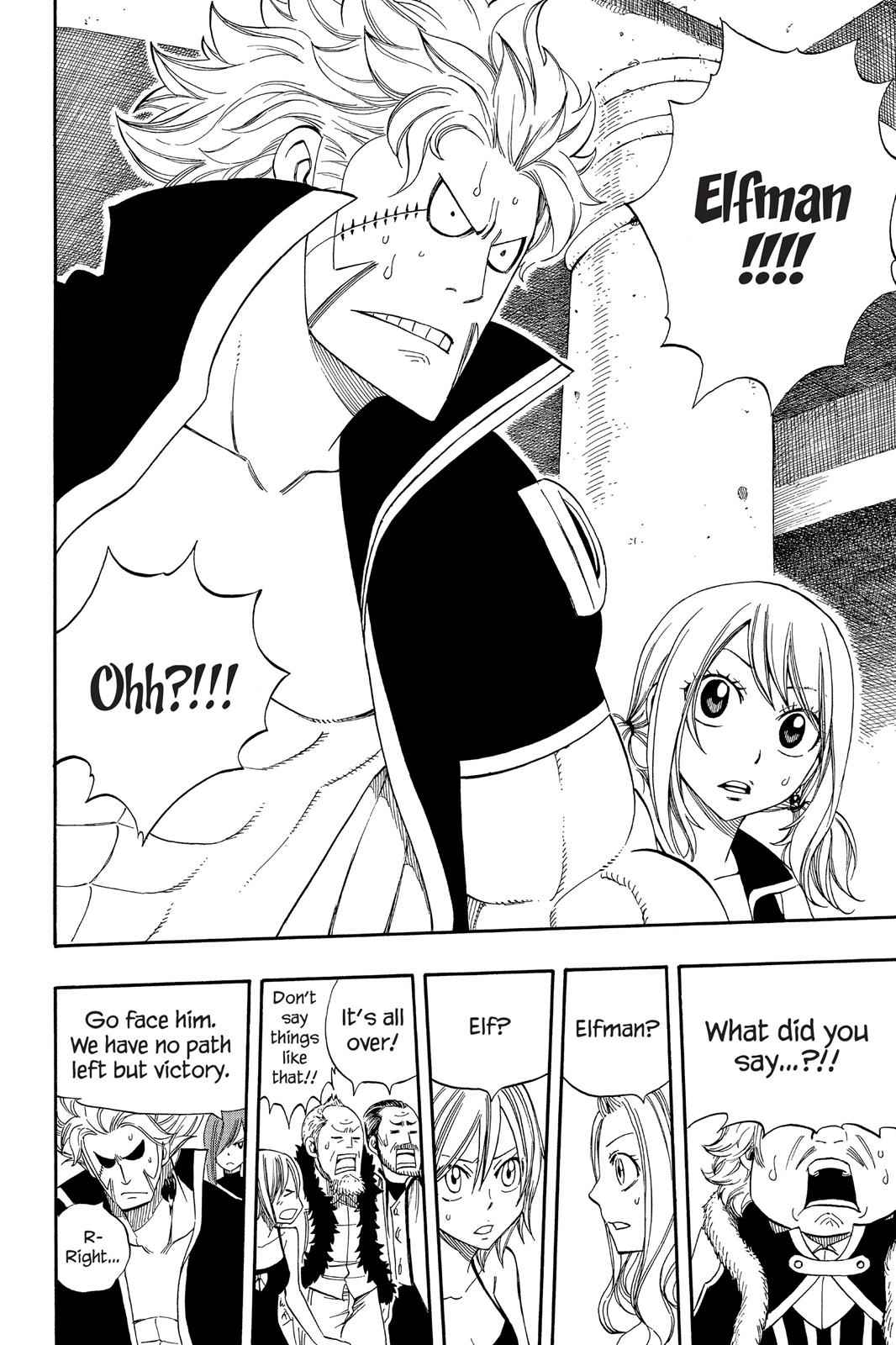 Fairy Tail Chapter 277 Page 16