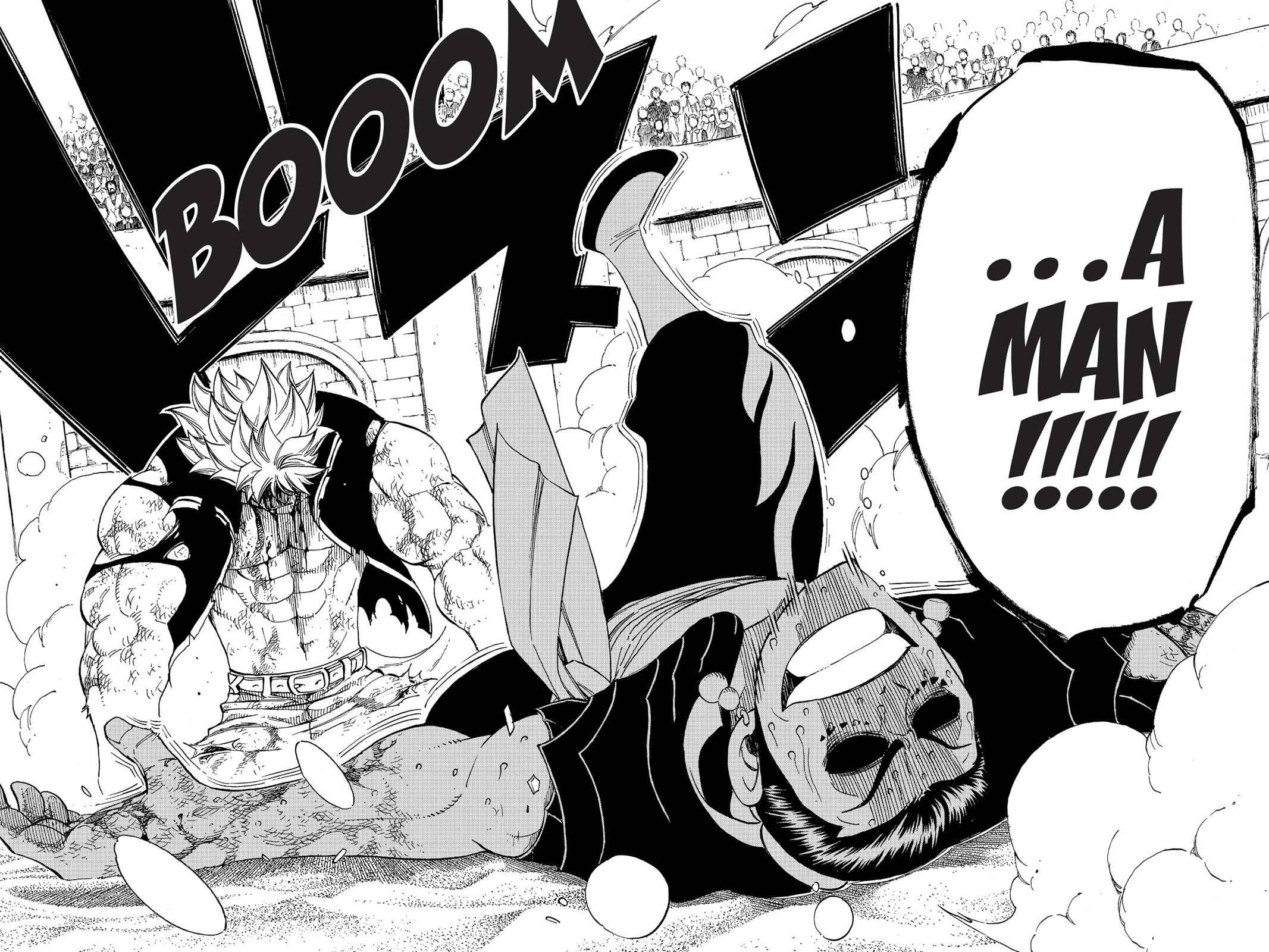 Fairy Tail Chapter 278 Page 23