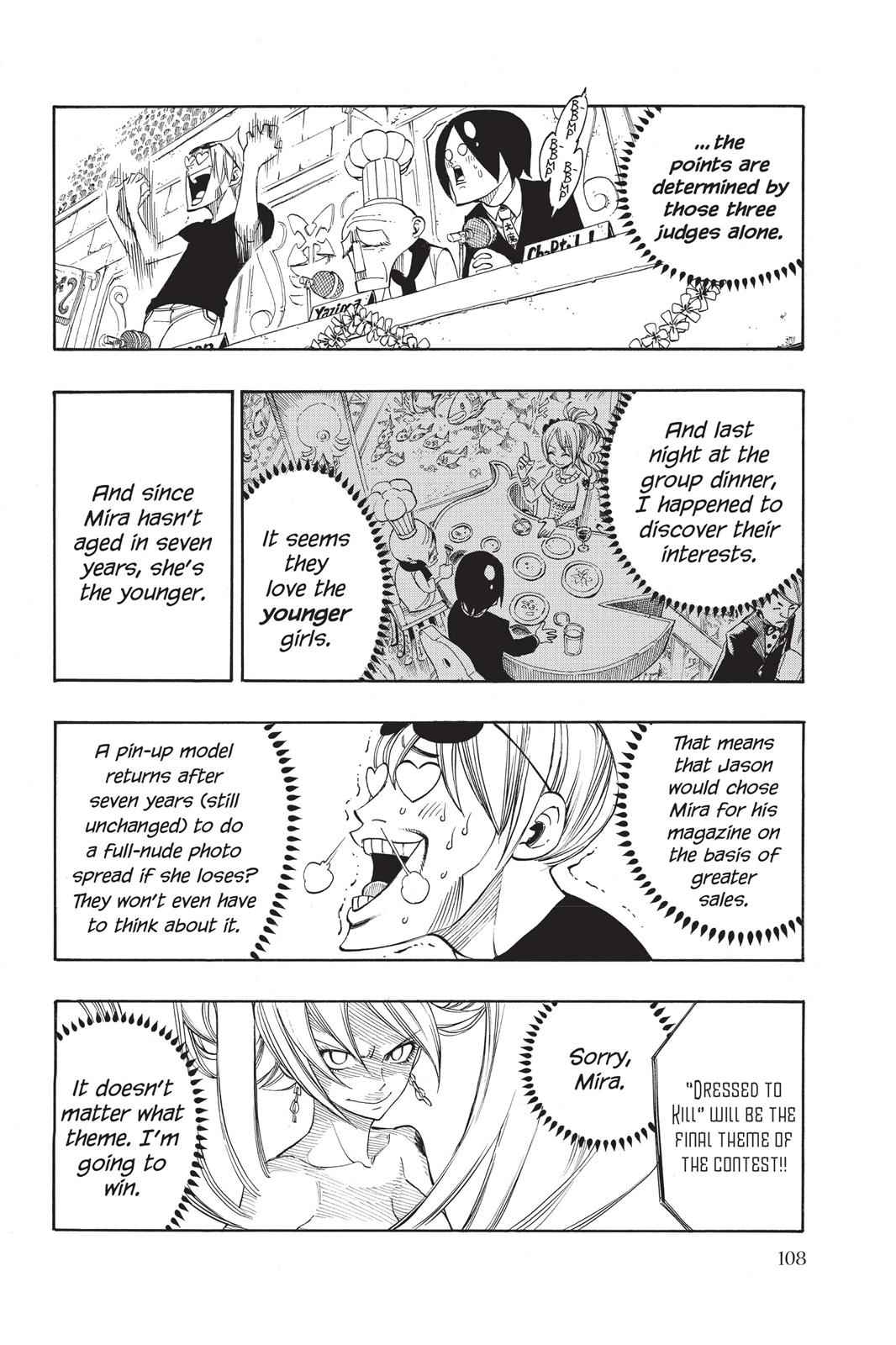 Fairy Tail Chapter 279 Page 17