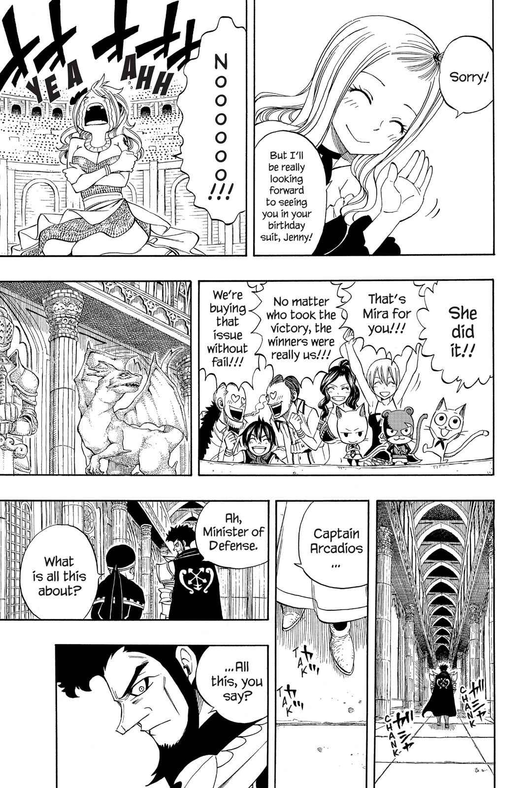 Fairy Tail Chapter 279 Page 23