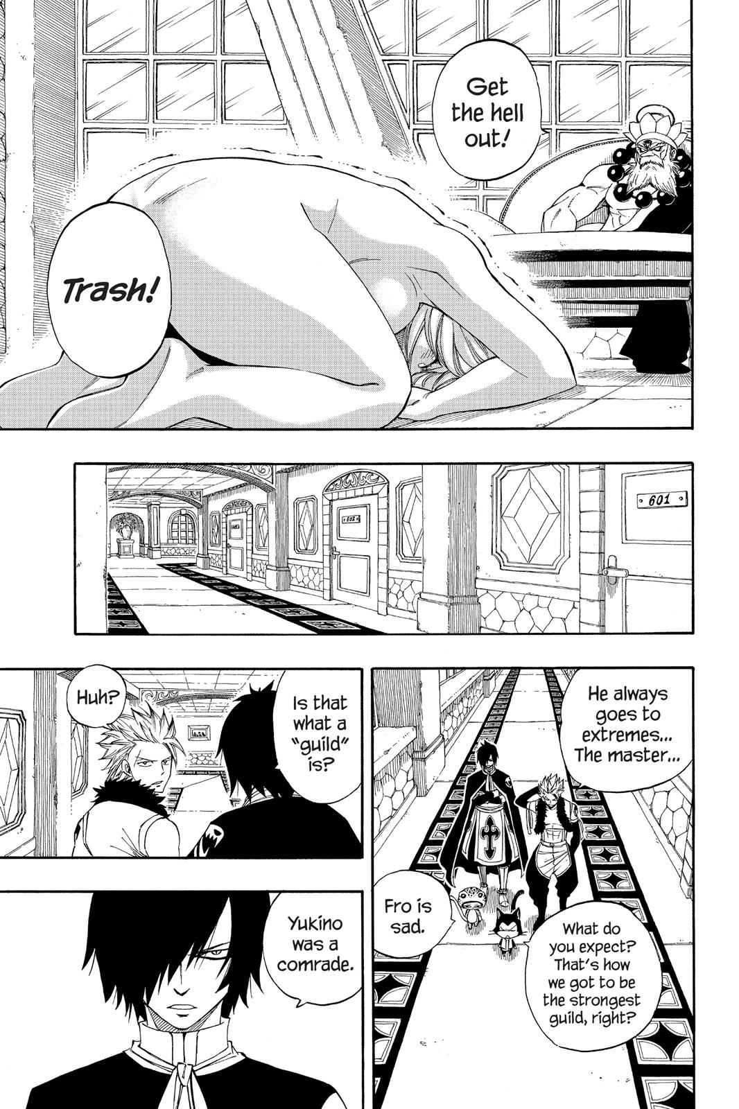 Fairy Tail Chapter 281 Page 13