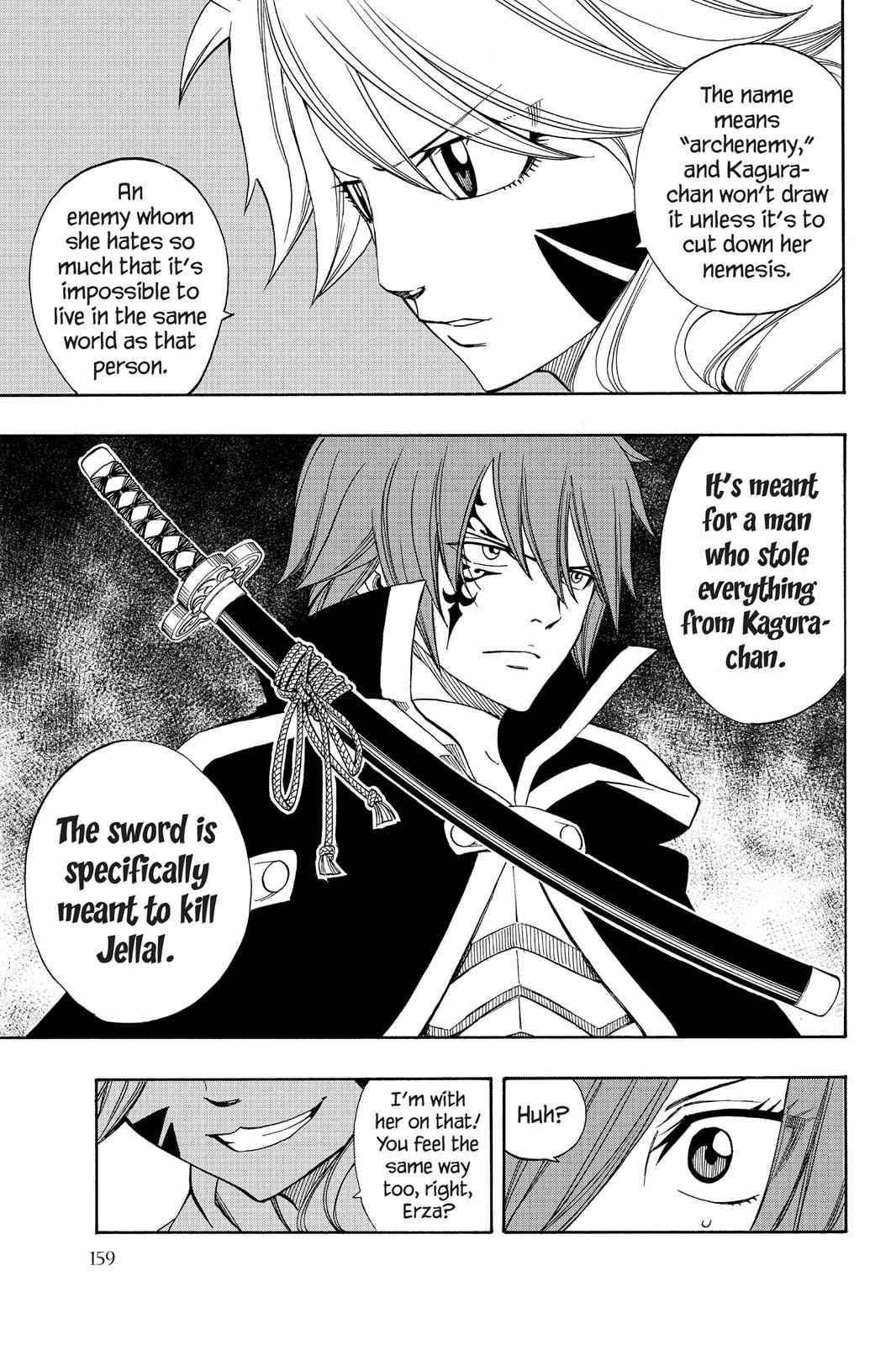 Fairy Tail Chapter 281 Page 19
