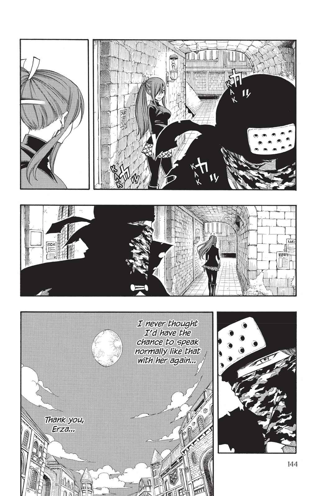 Fairy Tail Chapter 281 Page 4