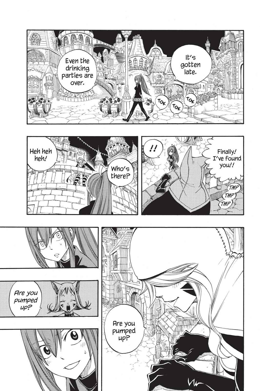 Fairy Tail Chapter 281 Page 5