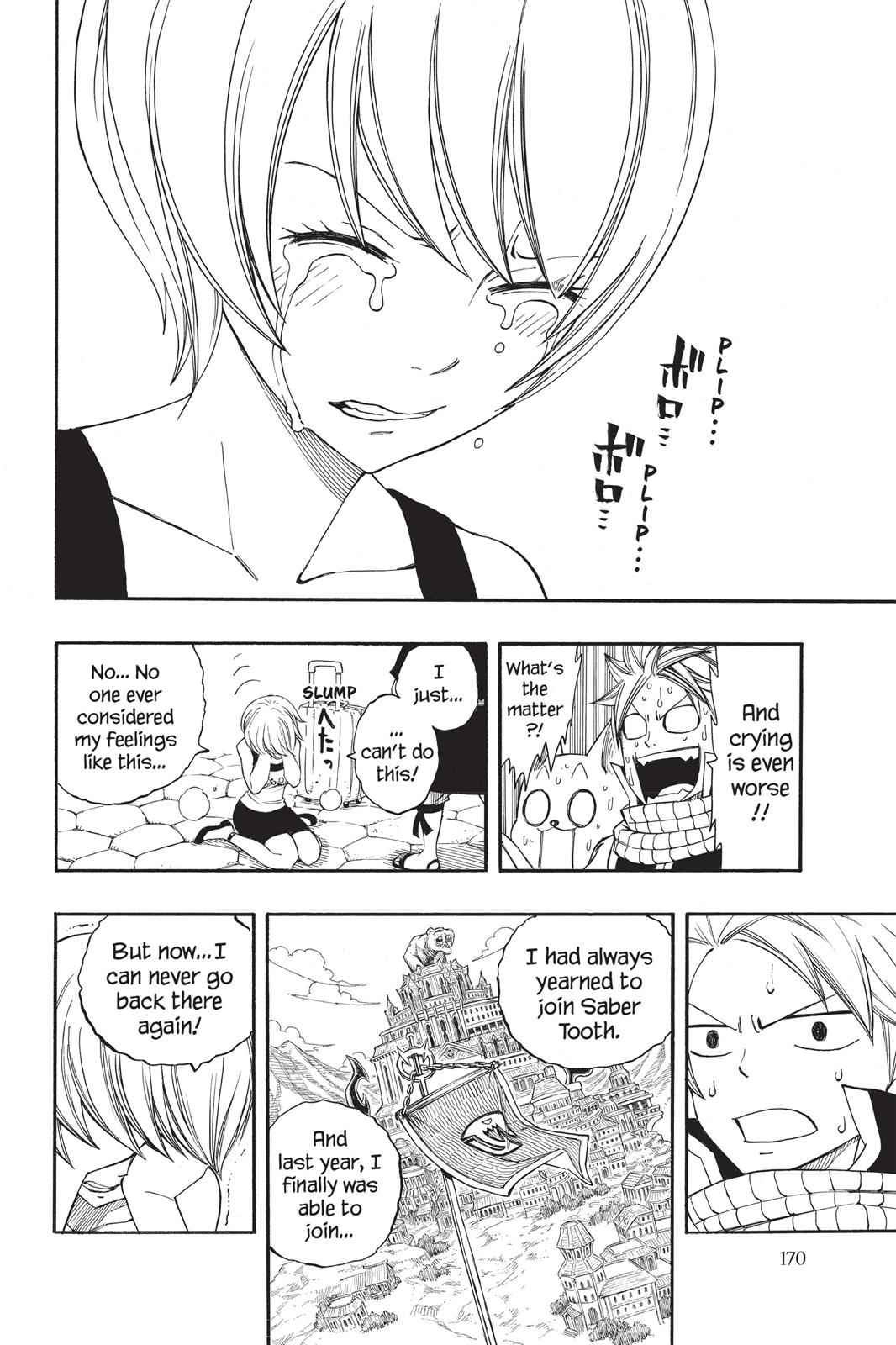Fairy Tail Chapter 282 Page 10