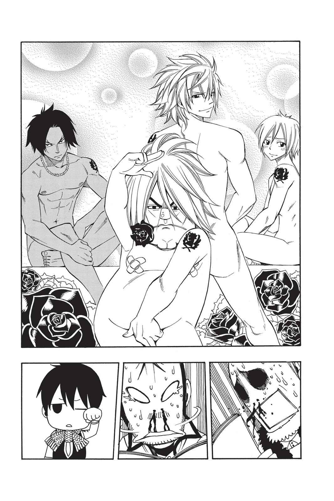 Fairy Tail Chapter 282 Page 23