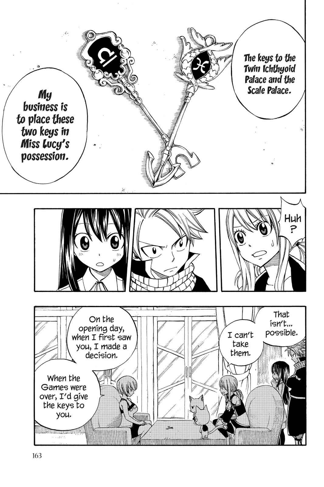 Fairy Tail Chapter 282 Page 3