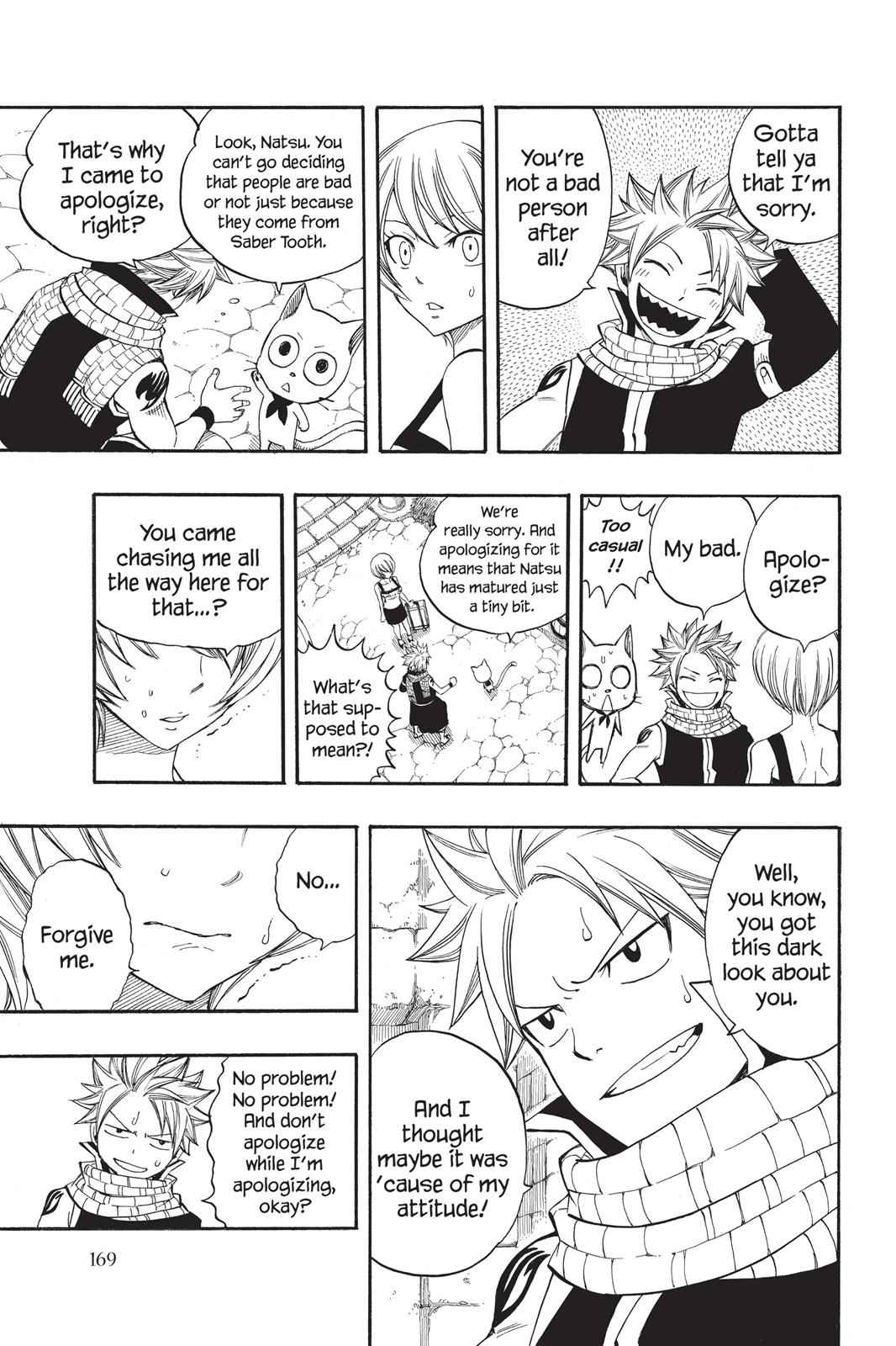 Fairy Tail Chapter 282 Page 9