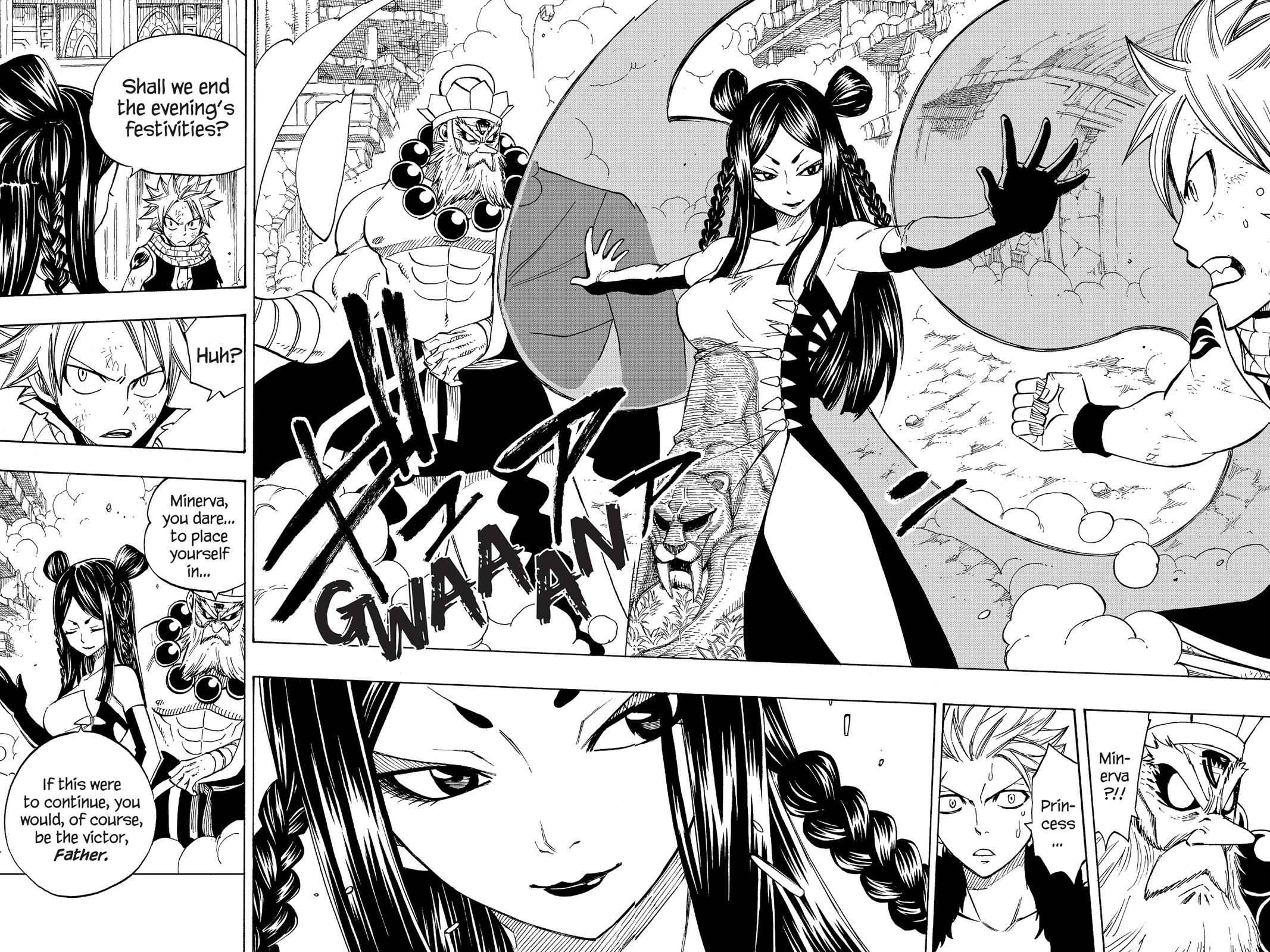 Fairy Tail Chapter 283 Page 16