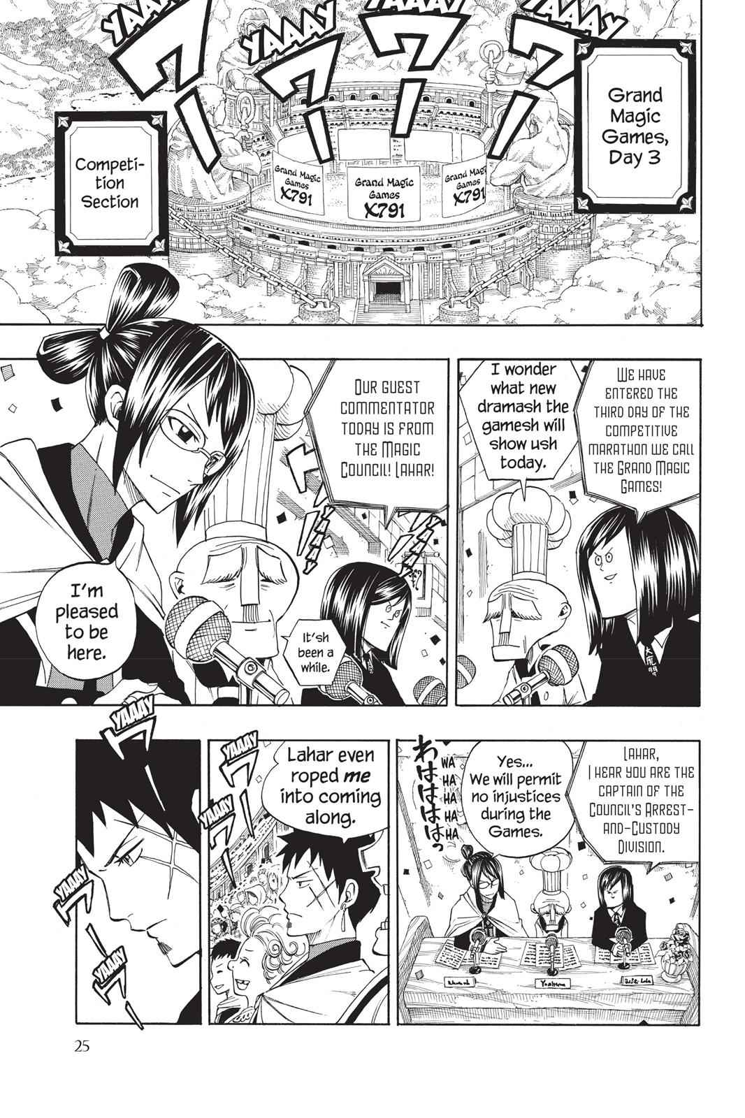 Fairy Tail Chapter 284 Page 3