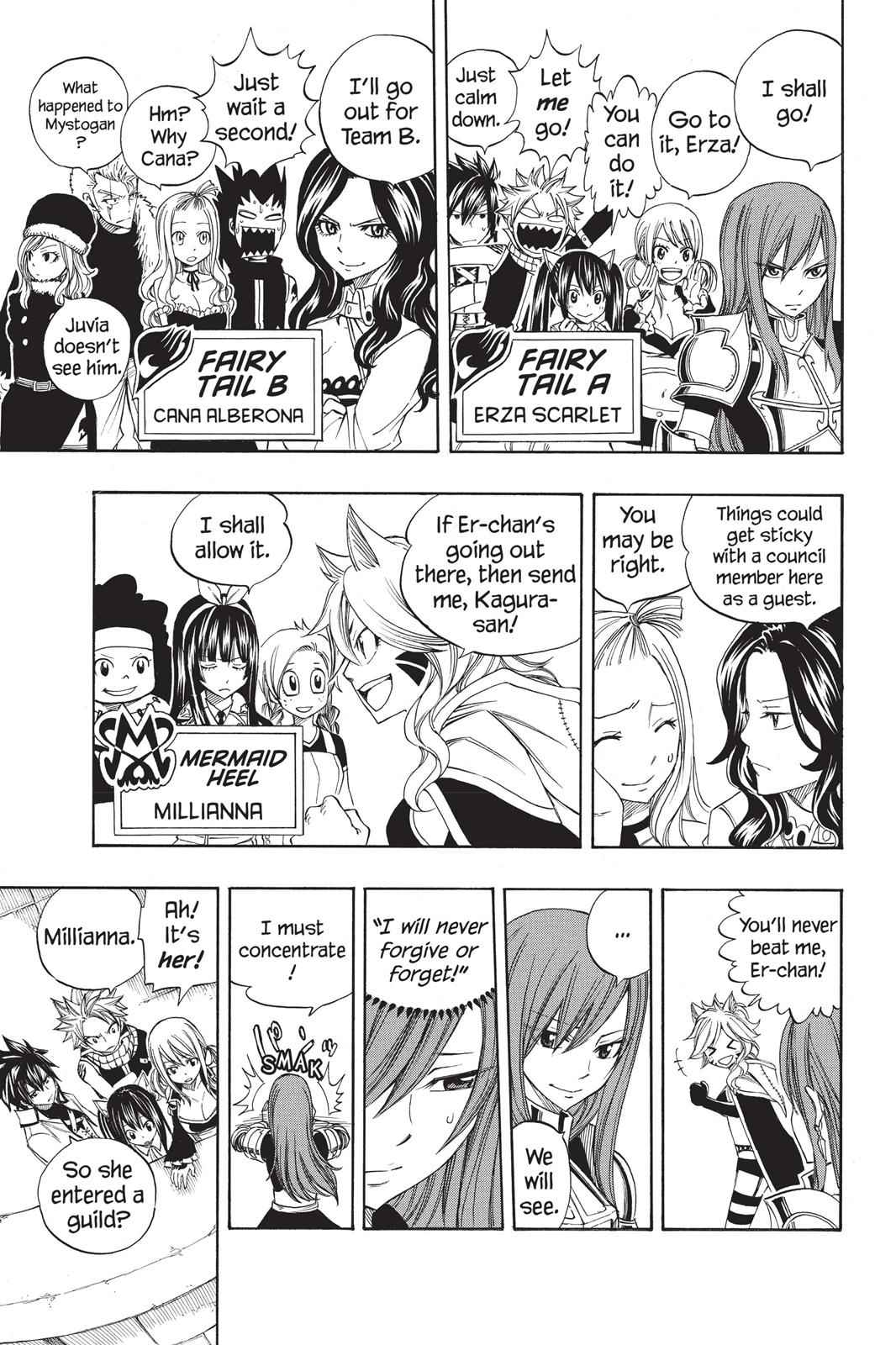 Fairy Tail Chapter 284 Page 5
