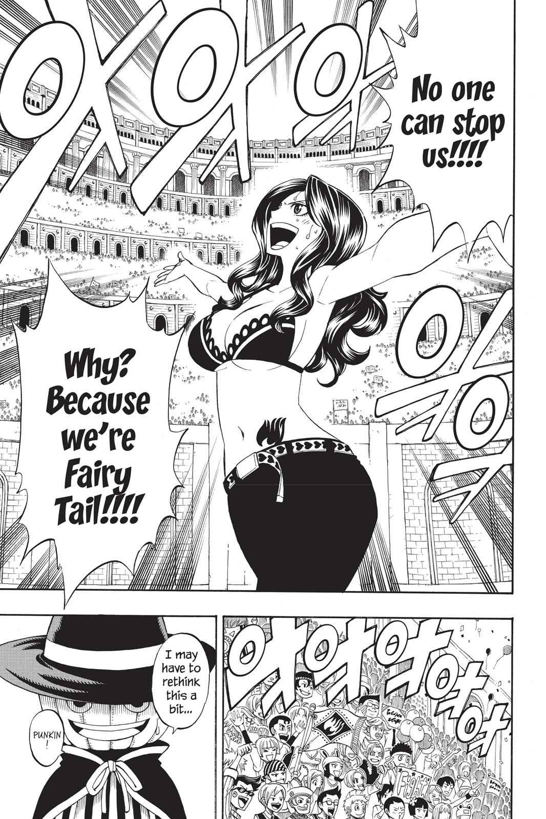 Fairy Tail Chapter 285 Page 18