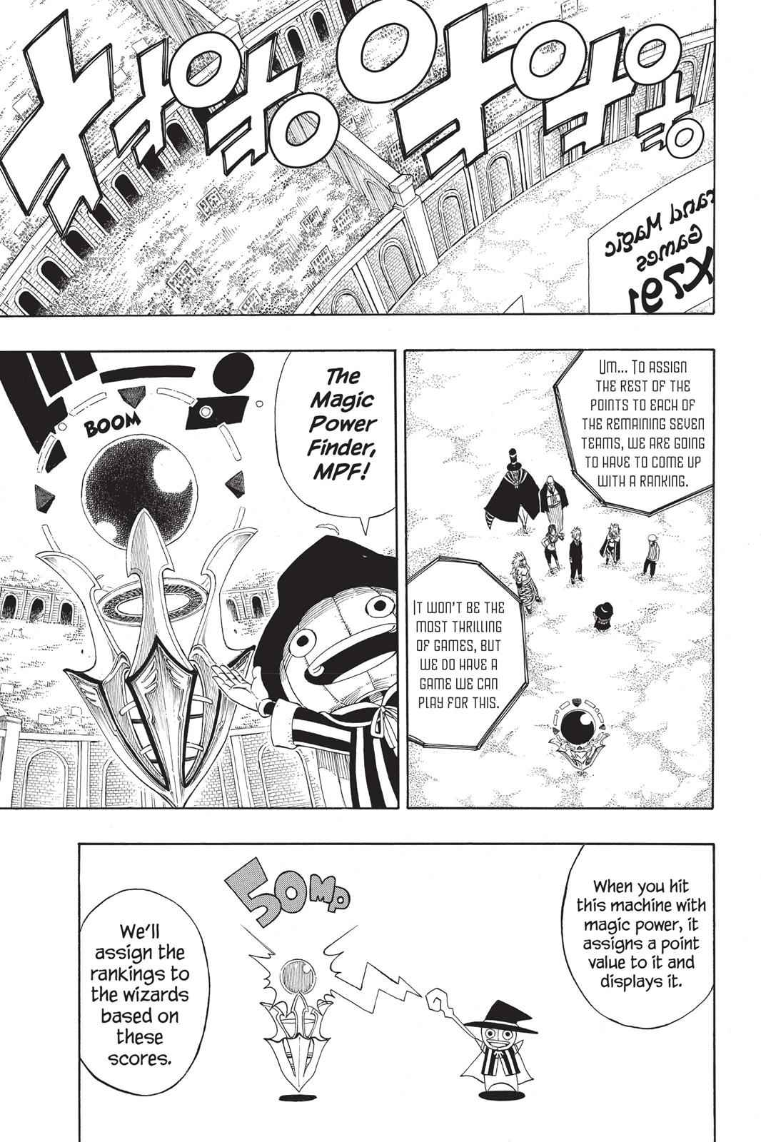 Fairy Tail Chapter 285 Page 5
