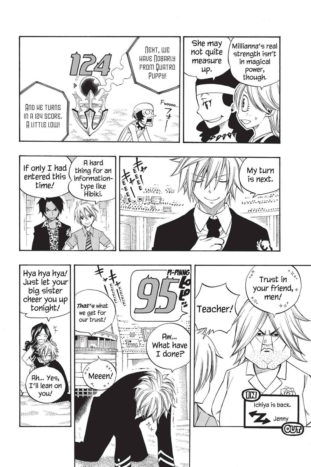 Fairy Tail Chapter 285 Page 8