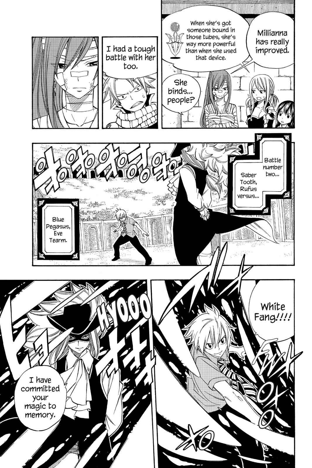 Fairy Tail Chapter 286 Page 3