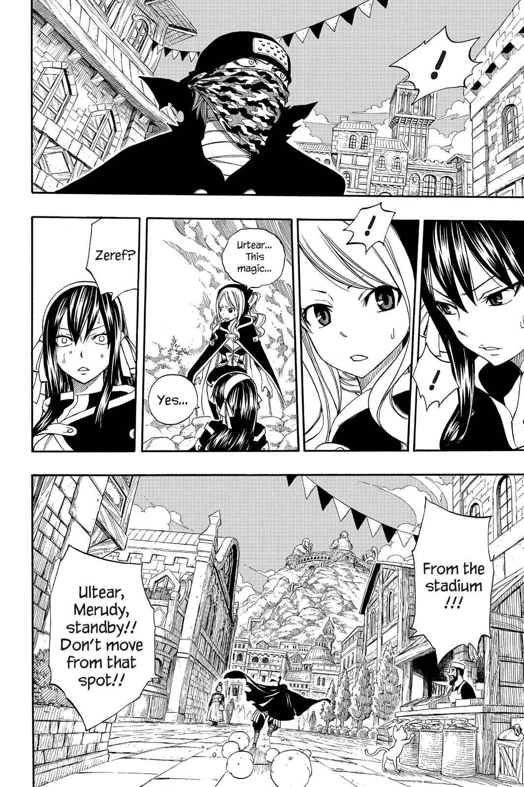 Fairy Tail Chapter 287 Page 19