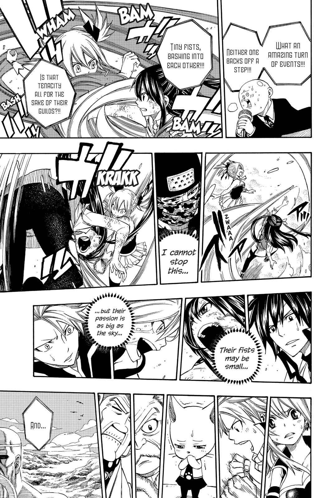 Fairy Tail Chapter 289 Page 11