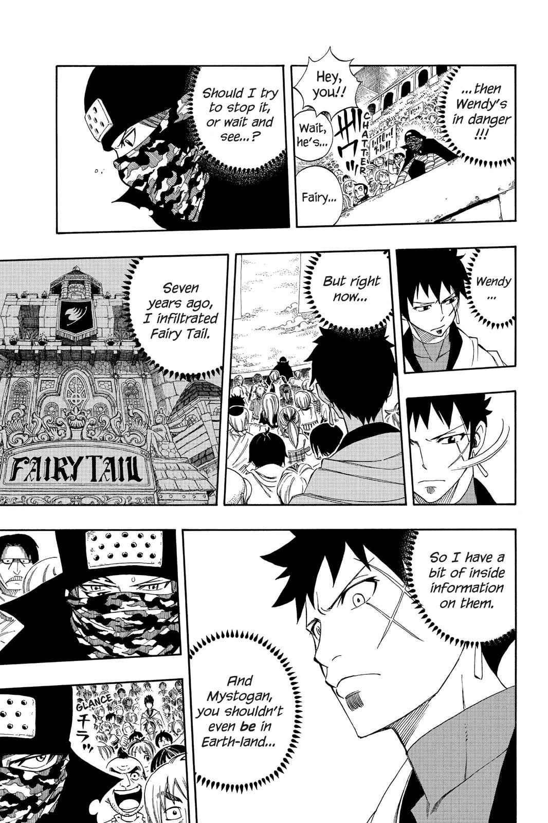 Fairy Tail Chapter 289 Page 3