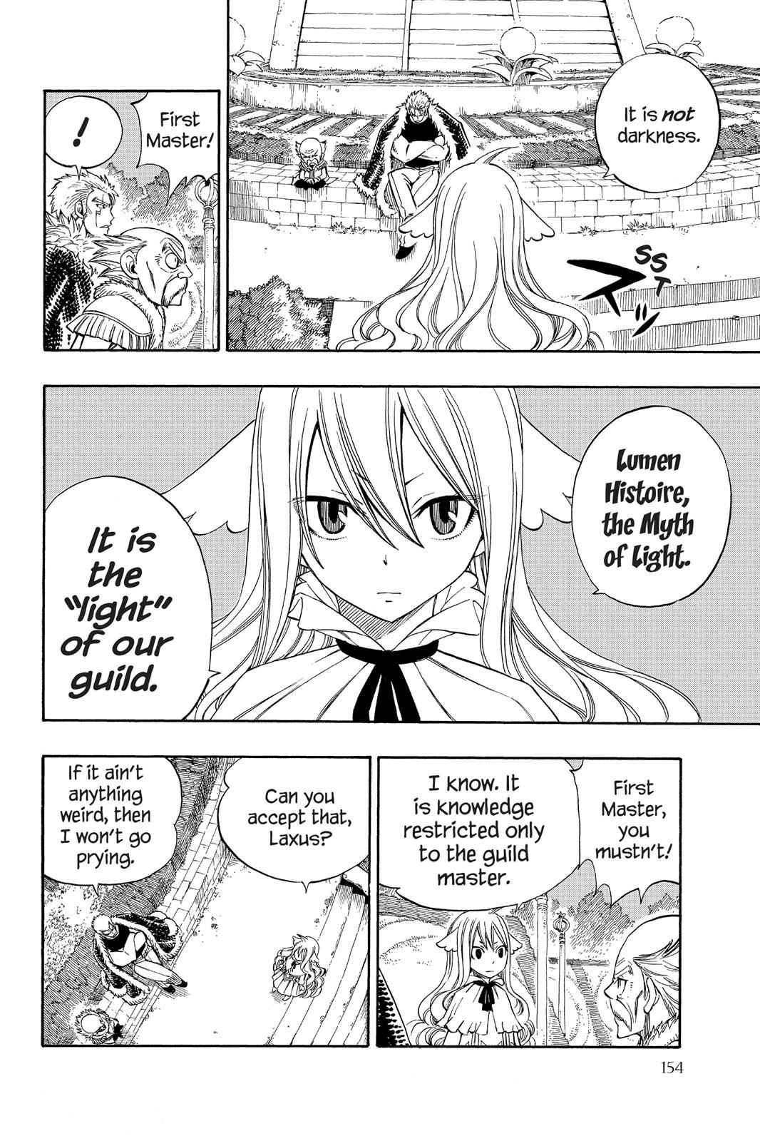 Fairy Tail Chapter 290 Page 12