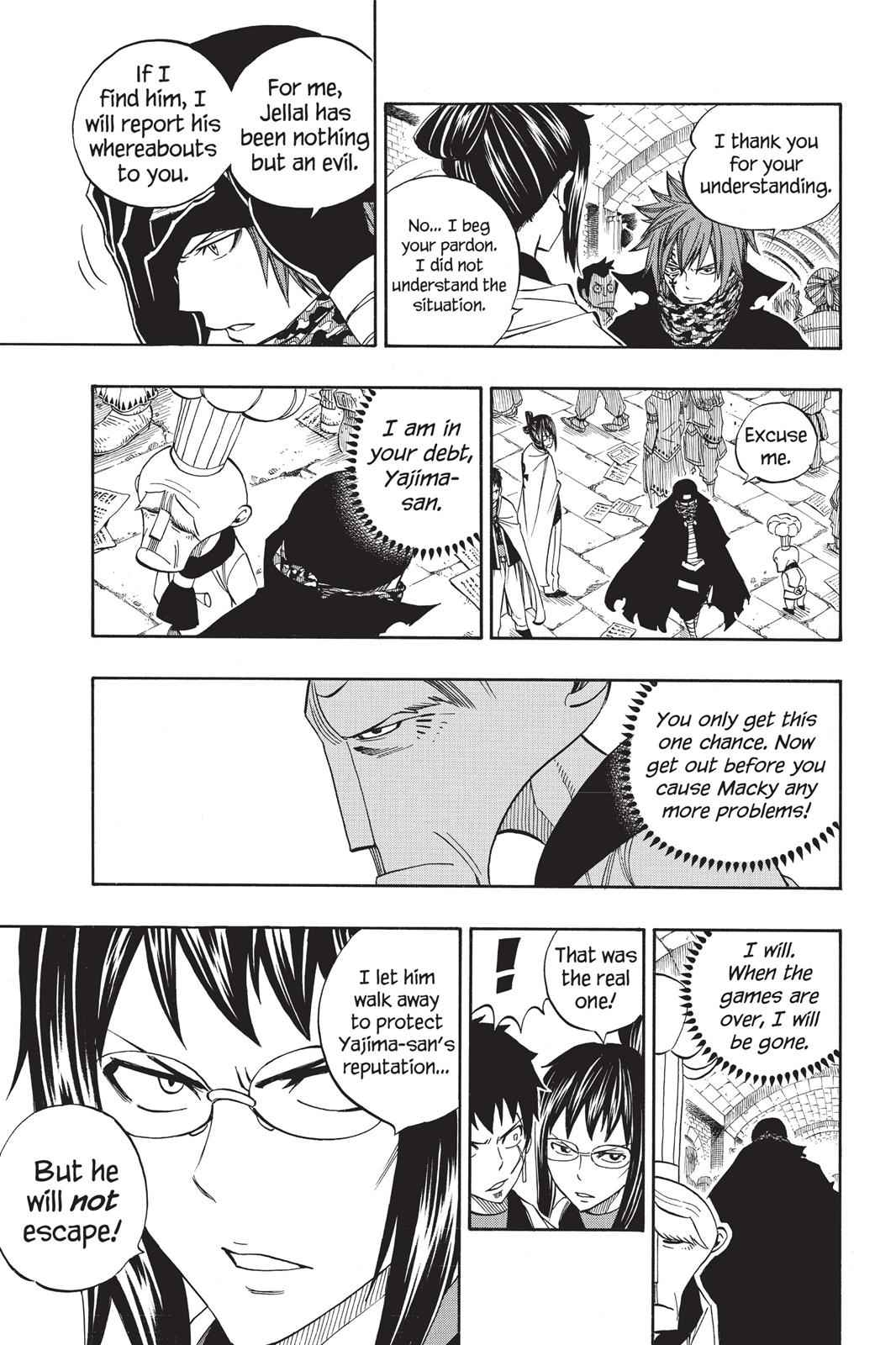 Fairy Tail Chapter 290 Page 9