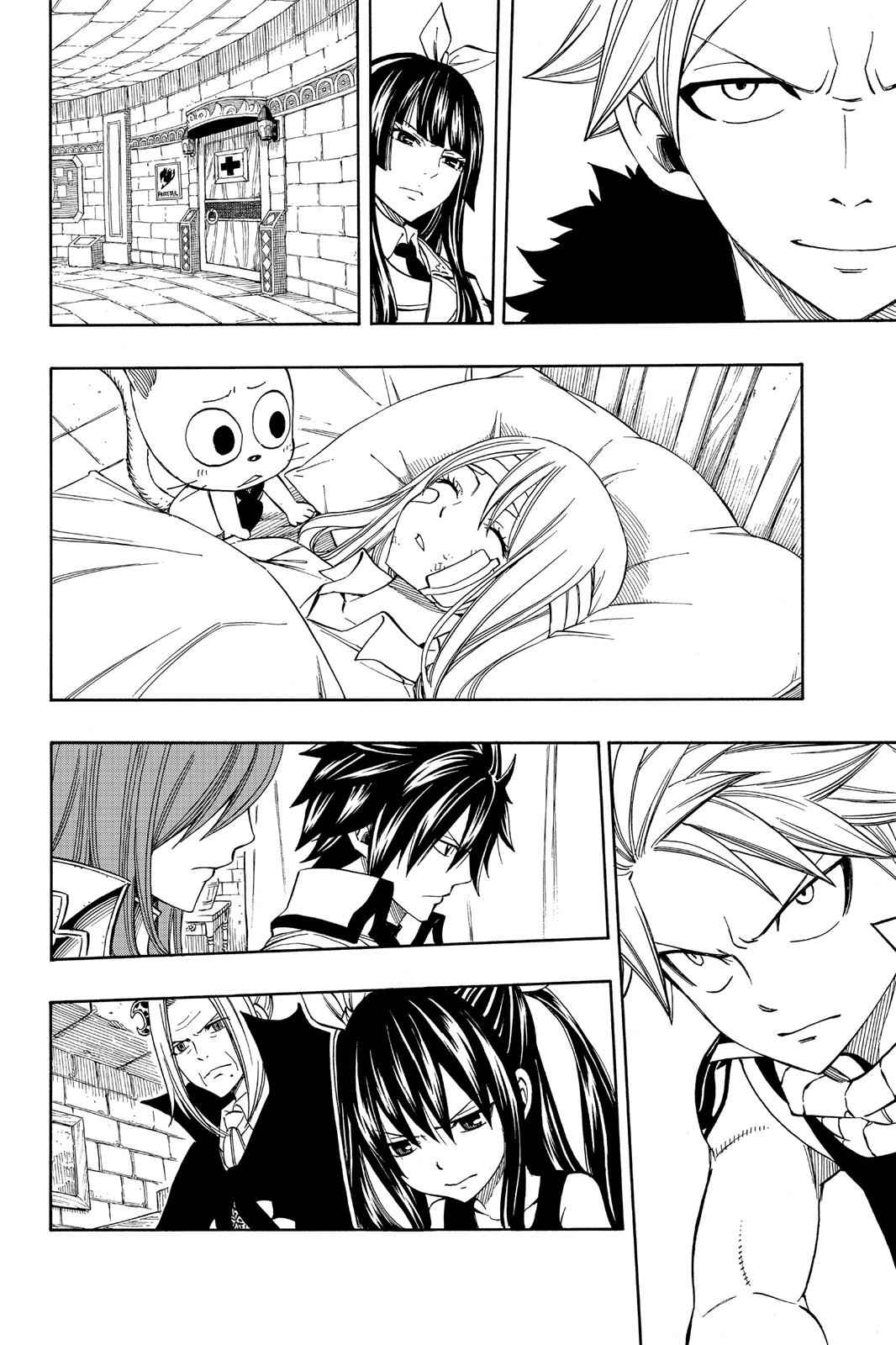 Fairy Tail Chapter 292 Page 10