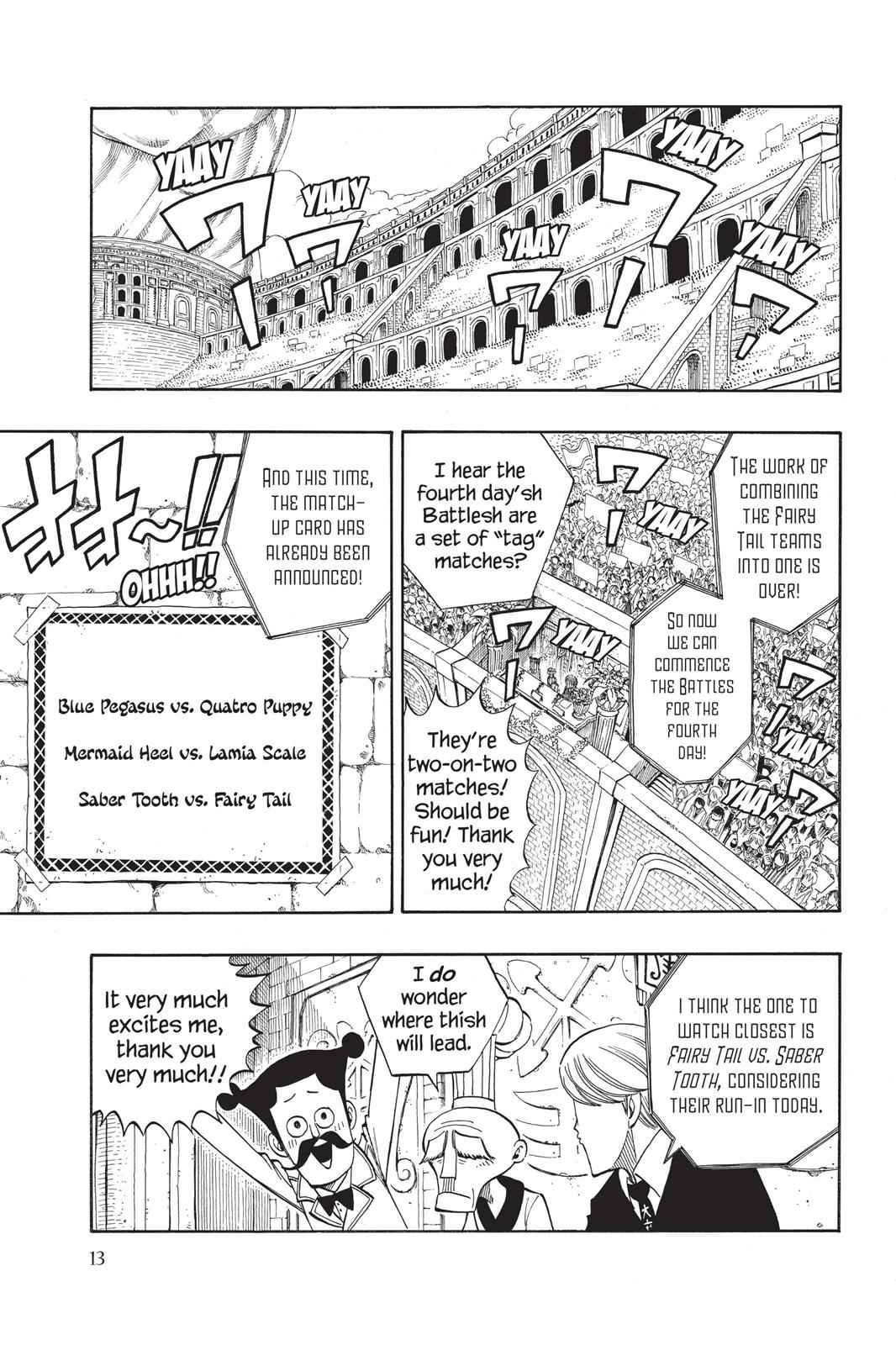 Fairy Tail Chapter 292 Page 15