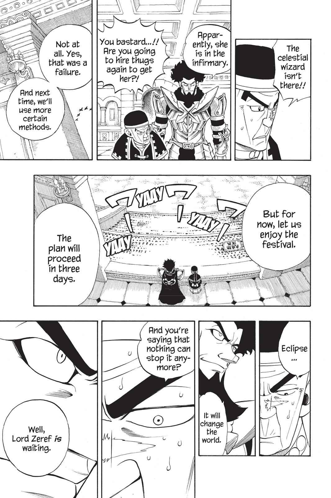 Fairy Tail Chapter 292 Page 20