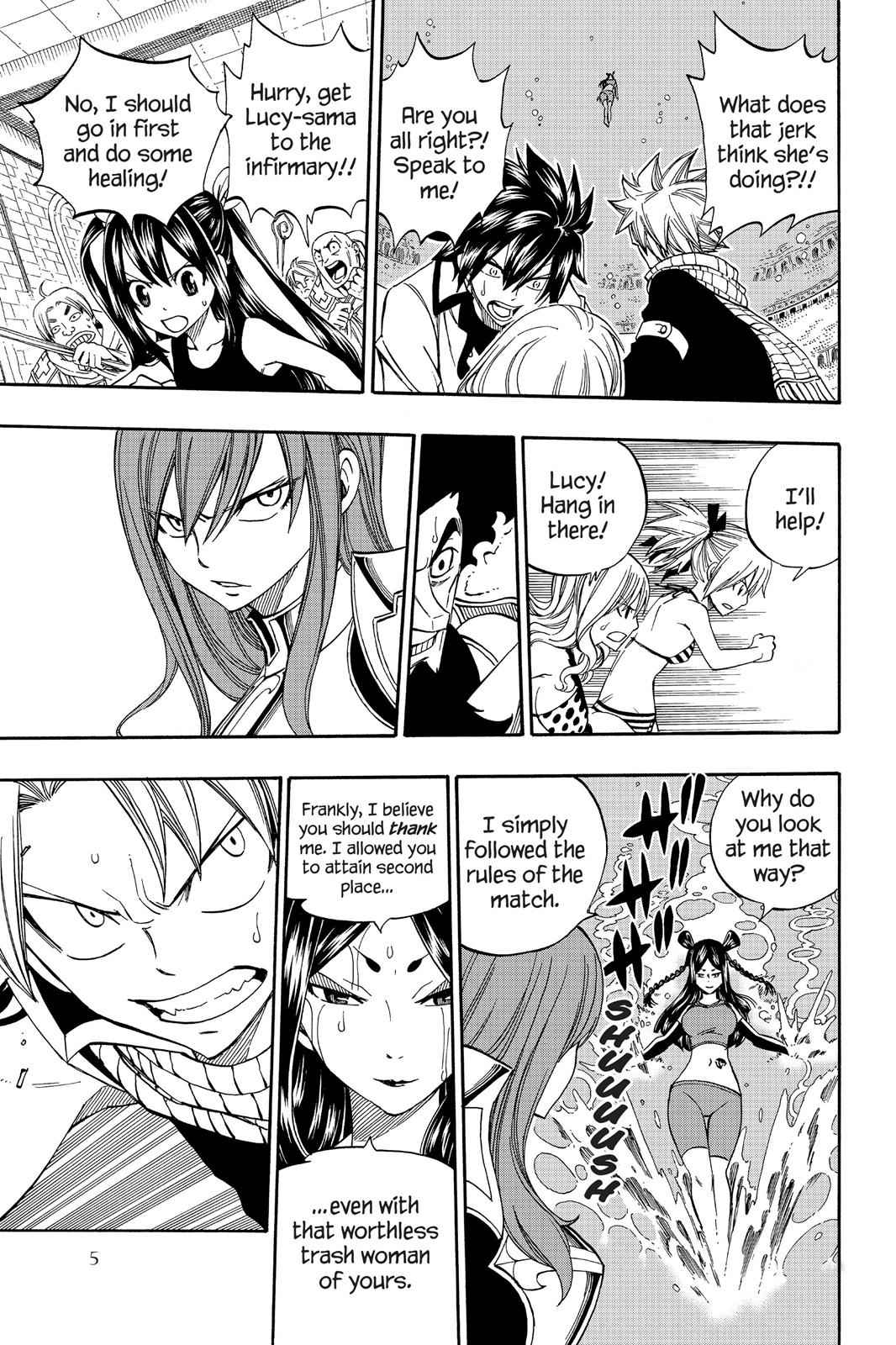 Fairy Tail Chapter 292 Page 7