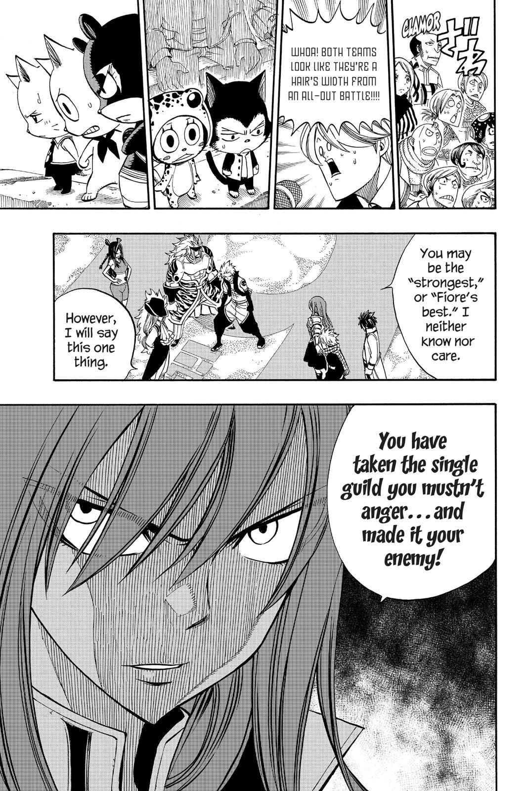 Fairy Tail Chapter 292 Page 9