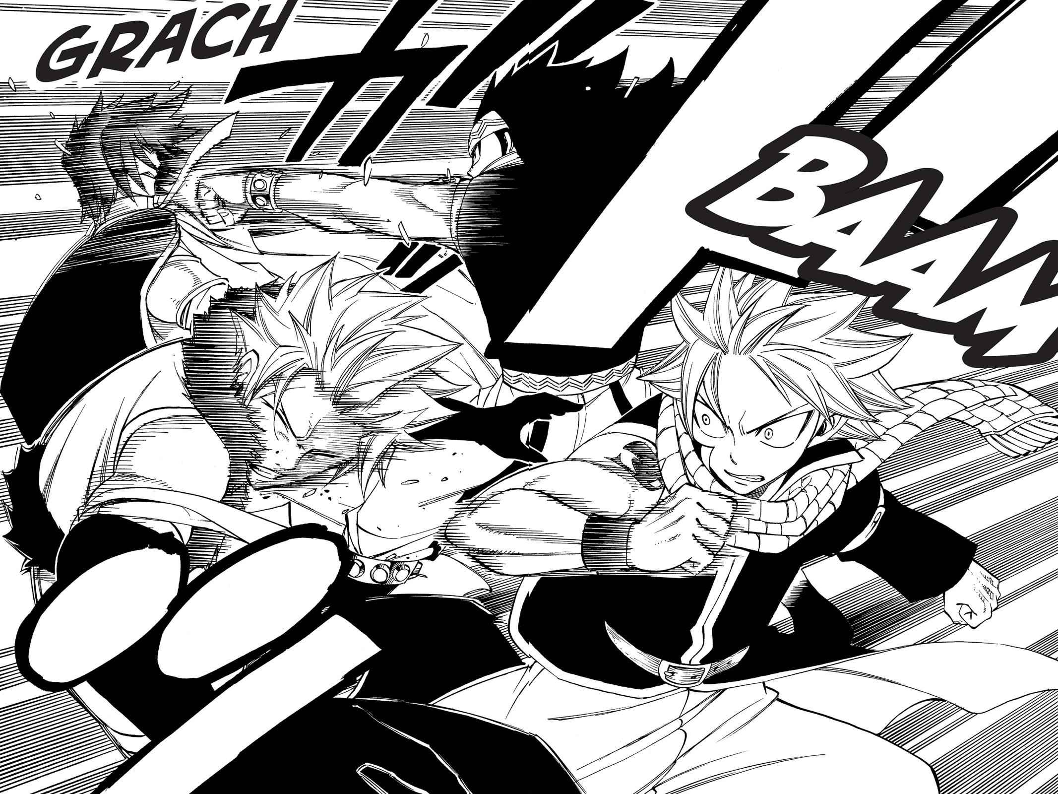 Fairy Tail Chapter 294 Page 7